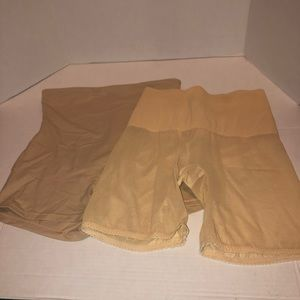 Bundle 2 of complete control tops/shapers